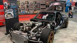 World's Only AWD Mazda RX-7 With A 4-Rotor Engine Edges Closer To Completion
