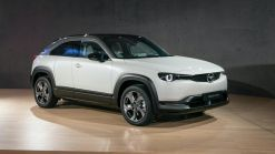 See More Of Mazda's 2020 MX-30 Electric Crossover In New Photo Gallery
