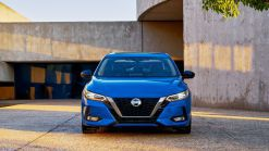 2020 Nissan Sentra Is Low, Wide, Sleek, And More Efficient Than Ever