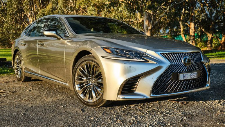 Driven: 2019 Lexus LS 500 Is Proof You Can Have Style And Substance