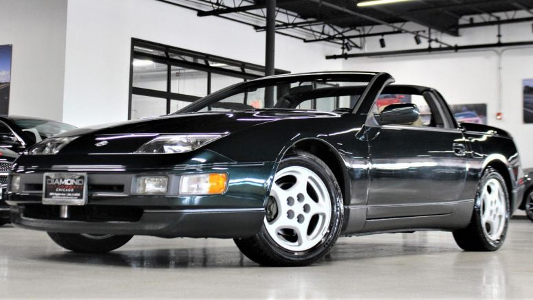 Someone Forgot To Drive This 1994 Nissan 300ZX Convertible With 1,831 Miles