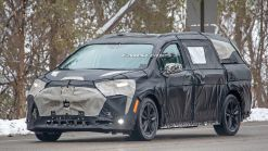 2021 Toyota Sienna Grows In Size As It Prepares To Battle The Chrysler Pacifica