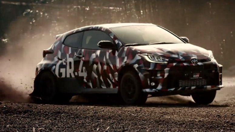 2020 Toyota GR Yaris Hot Hatch Wants To Become A Rally Car For The Road