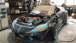 College Students Are Building The Supra Roadster That Toyota Won't