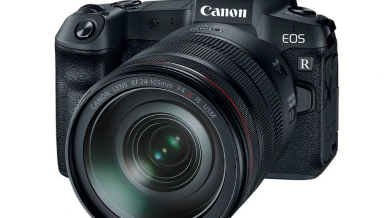 Canon's Next EOS R Camera Could Support Dual Memory Cards