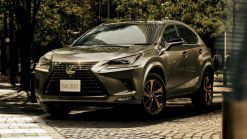 Lexus' NX Bronze Edition And UX Blue Edition For Japan Look The Part