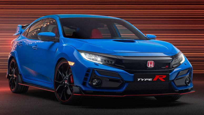2020 Honda Civic Type R Brings Revised Looks, Improved Mechanicals And Fake Engine Noise