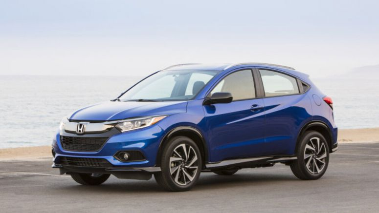 2020 Honda HR-V Reviews | Prices, features, specs and photos