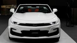 Chevrolet Gives Japan A New Camaro Heritage Edition