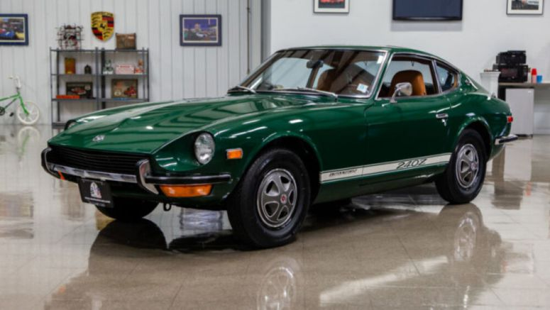 This 1971 Datsun 240Z is the most expensive sold on Bring a Trailer