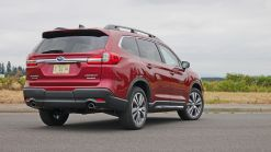 2020 Subaru Ascent Reviews | Price, specs, features and photos