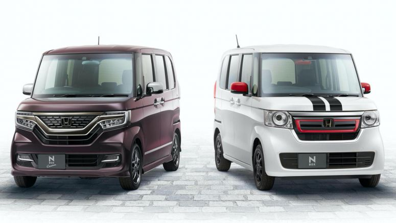 Japan's Best-Selling Car Of 2019 Is A Boxy Honda We Don't Get Here