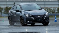 Nissan's e-4ORCE Is A Dual-Motor AWD System For Electric Vehicles