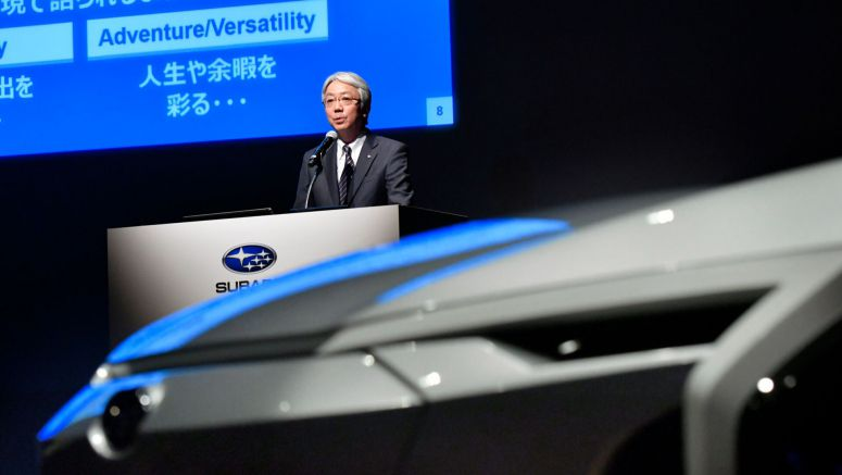 Subaru's First EV To Arrive By 2025, Entire Range To Be Electrified By Mid-2030s