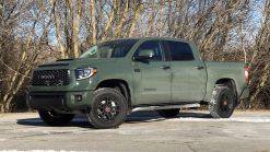 2020 Toyota Tundra TRD Pro Drivers' Notes | Suspension, engine, interior
