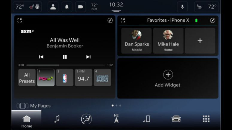 FCA's Uconnect 5 is faster, built on Android