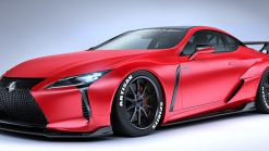 Artisan Spirits Brings Toyota Supra, Lexus LC 500, Acura NSX, Tesla Model 3, And Others To Tokyo