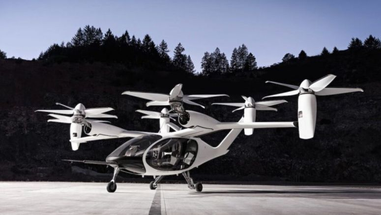 Toyota makes $394M investment in electric flying car startup