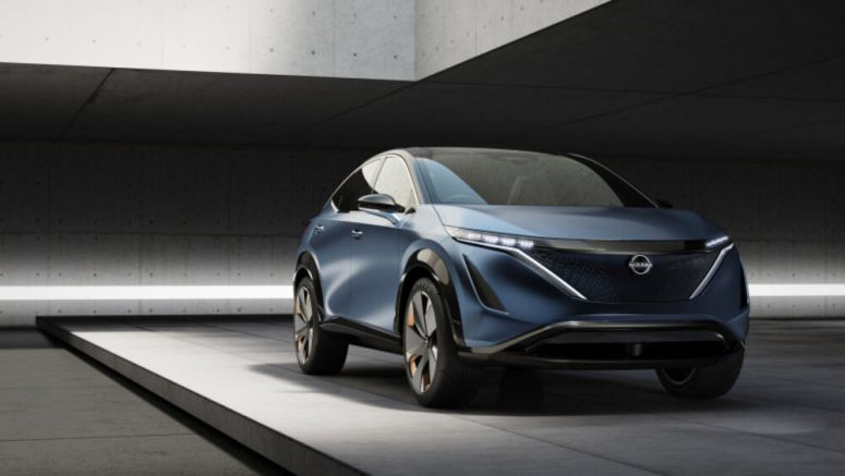 Nissan Ariya electric crossover is quicker than a Z car