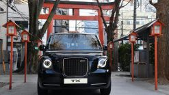 LEVC TX Electrified London Black Cab Lands In Japan, Targets Toyota's JPN Taxi