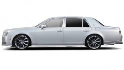 TOM's Racing Throws A Sport Attire On New Toyota Century