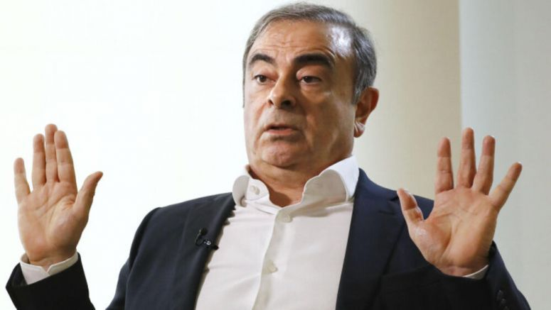 Lebanon awaits papers from Japan, could revoke Ghosn travel ban