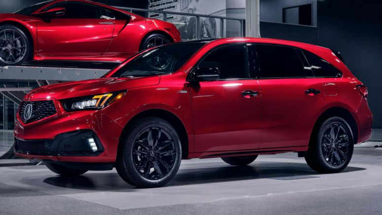 Acura's Hand-Built 2020 MDX PMC Edition Will Set You Back A Whopping $63,745
