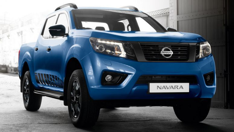 2020 Nissan Navara Gets Refreshed N-Guard Range-Topper For Europe