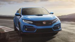 2020 Honda Civic Type R is slightly more expensive