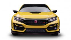 2021 Honda Civic Type R Limited Edition: more speed, less weight