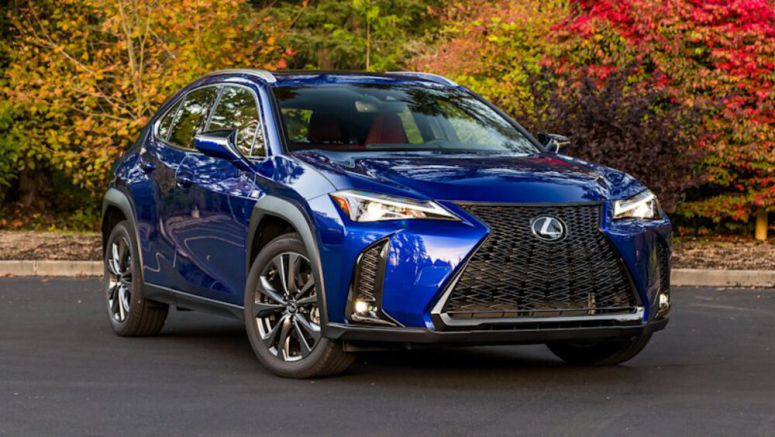 2020 Lexus UX 200 F-Sport Drivers' Notes | Interior, design, performance
