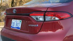 2020 Toyota Corolla Hybrid Drivers' Notes | Fuel economy, design, tech