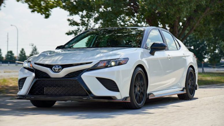 2020 Toyota Camry TRD Drivers' Notes | Handling, design, specs