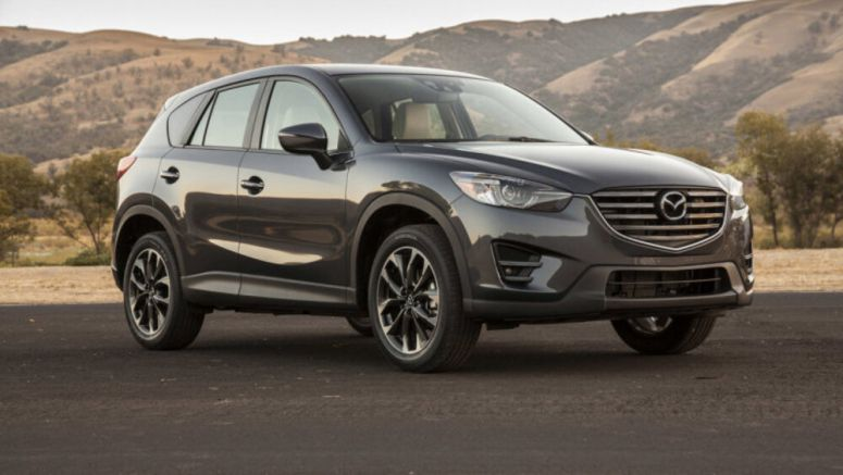 Mazda is recalling some 2016 CX-5 crossovers to address failing DRLs