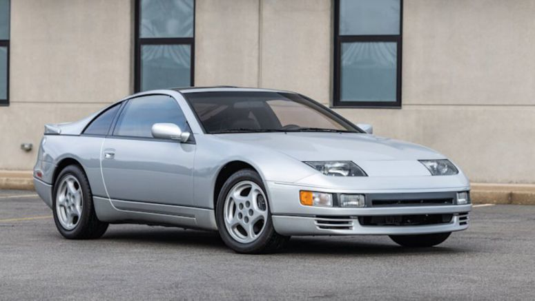 Near-new 1990 Nissan 300ZX to cross the block at Amelia Island