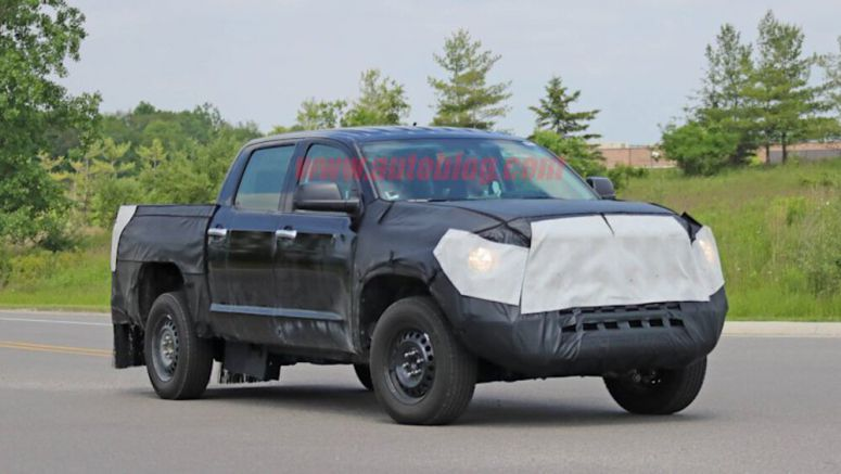 Toyota Tundra may get 'i-Force Max' engine in trademark application