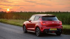 2020 Suzuki Swift Sport Gains Hybrid System, Loses 10 HP In The Process