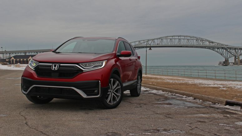 2020 Honda CR-V Reviews | Price, specs, features and photos