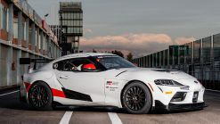 Toyota GR Supra GT4 gets the homologation green light