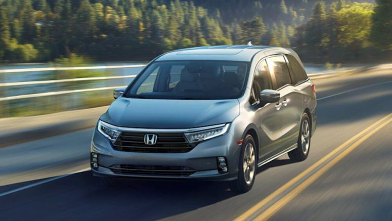 2021 Honda Odyssey breaks cover with minor redesign, more tech