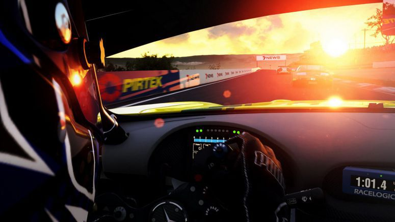 Assetto Corsa Competizione Coming To PS4, Xbox One June 23