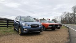 2019 Subaru Forester Long-Term Update | Road trip down south