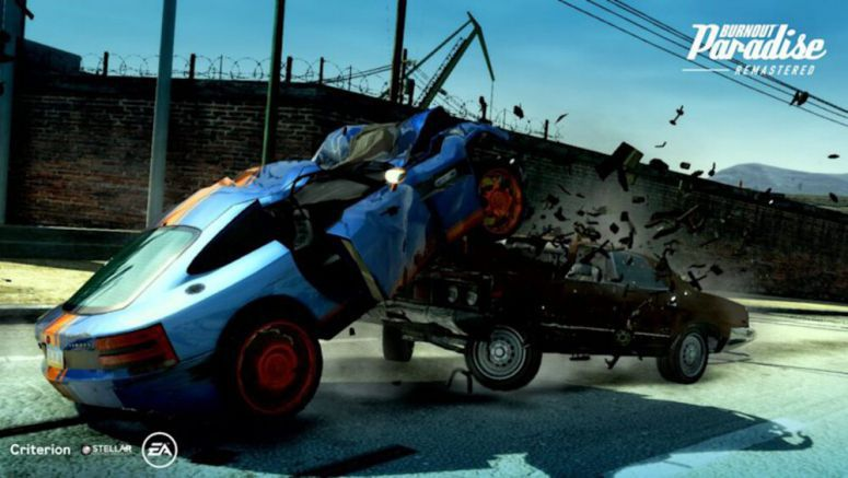 'Burnout Paradise Remastered' launches on Nintendo Switch this year