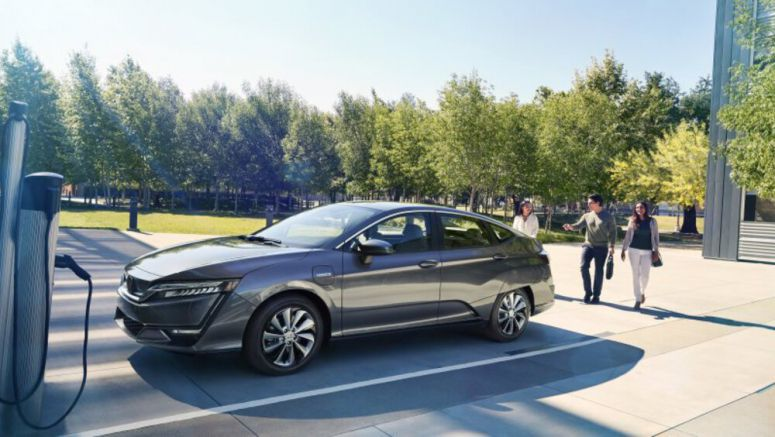 Honda Clarity Electric discontinued after 2019 model year