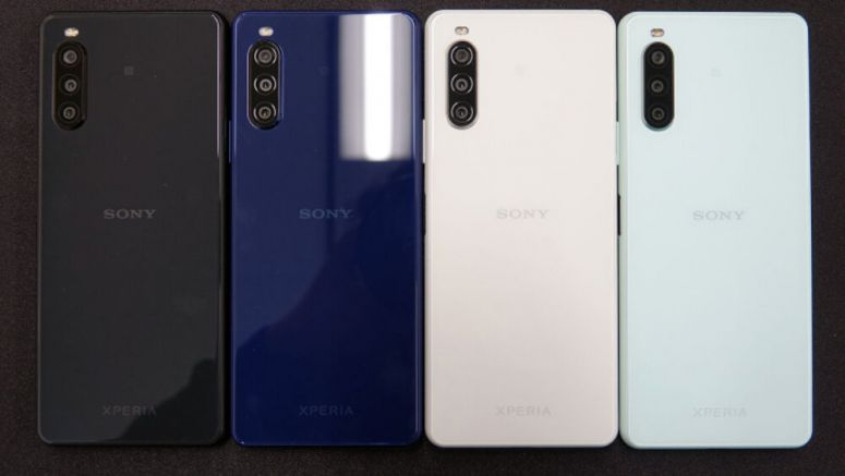 Xperia 10 II (Mark 2) hands-on photos