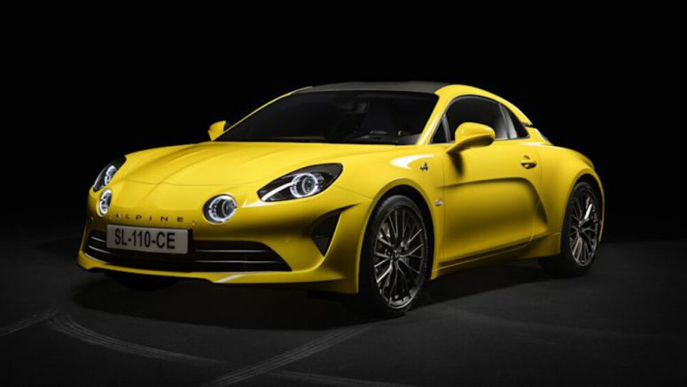 Alpine A110 Légende GT and Color Edition: Two ends of the sports car spectrum