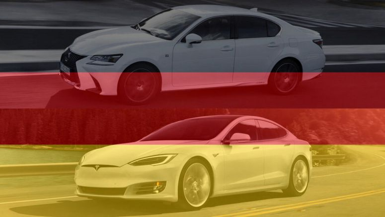 Car Sales In Germany Plunge 38% In March Even As Lexus And Tesla Weather Storm