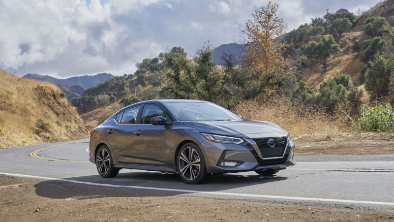 2020 Nissan Sentra Review | Price, specs, features and photos