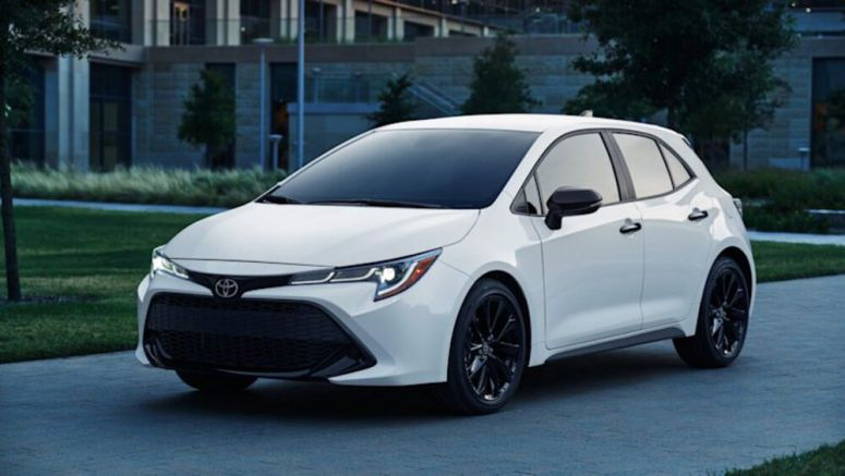 Toyota Corolla hot hatch with 257 hp reported as GR Yaris stand-in
