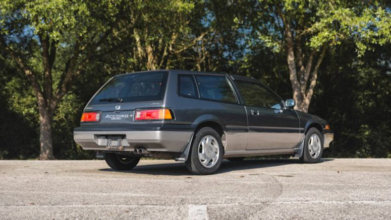 1986 Honda Accord AeroDeck for sale on Bring a Trailer